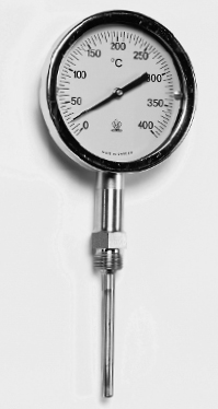 Clip on pipe Thermometers
